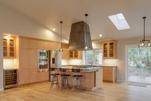 House Plan Design - Ranch Interior - Kitchen Plan #124-983