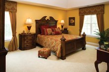 Classical Interior - Master Bedroom Plan #929-679