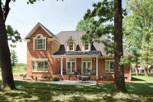Country Exterior - Rear Elevation Plan #929-636