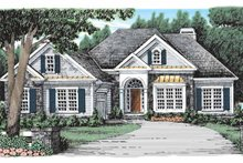 House Design - Country Exterior - Front Elevation Plan #927-926