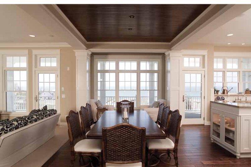 Craftsman Interior - Dining Room Plan #928-59 - Houseplans.com