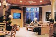 Mediterranean Style House Plan - 3 Beds 3.5 Baths 3891 Sq/Ft Plan #930-100 Interior - Entry