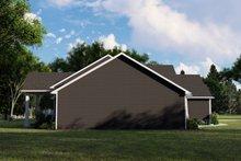 Architectural House Design - Craftsman Exterior - Other Elevation Plan #1064-66