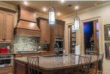Craftsman Interior - Kitchen Plan #17-3391