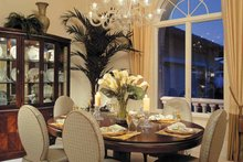 Mediterranean Interior - Dining Room Plan #930-324