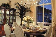 Home Plan - Mediterranean Interior - Dining Room Plan #930-324