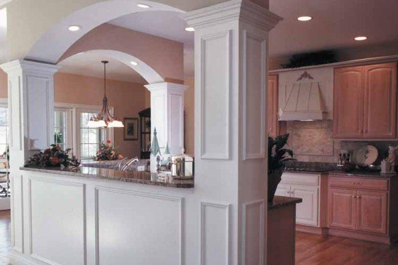 Country Interior - Kitchen Plan #46-715 - Houseplans.com