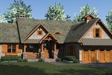Craftsman Exterior - Front Elevation Plan #453-615