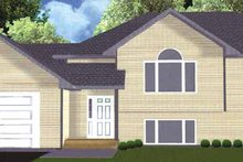 Home Plan - Traditional Exterior - Front Elevation Plan #980-6