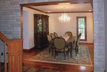 Home Plan - Victorian Interior - Dining Room Plan #314-199