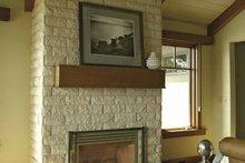 Craftsman Interior - Master Bedroom Plan #928-15