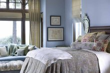 European Interior - Bedroom Plan #48-878