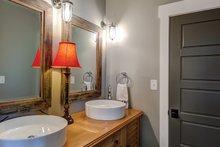 House Plan Design - European Interior - Bathroom Plan #927-362