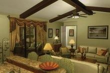 House Plan Design - Mediterranean Interior - Family Room Plan #930-434