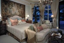 Mediterranean Interior - Master Bedroom Plan #930-107