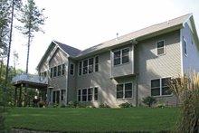 Architectural House Design - Craftsman Exterior - Rear Elevation Plan #928-152