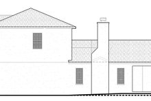 Colonial Exterior - Other Elevation Plan #1058-132