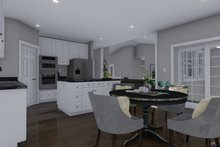 Traditional Interior - Dining Room Plan #1060-56