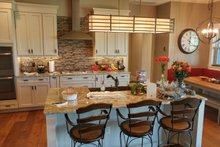 Home Plan - Ranch Interior - Kitchen Plan #1058-173