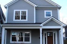 Home Plan - Traditional Exterior - Front Elevation Plan #1057-13