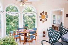 House Plan Design - Country Interior - Dining Room Plan #927-67
