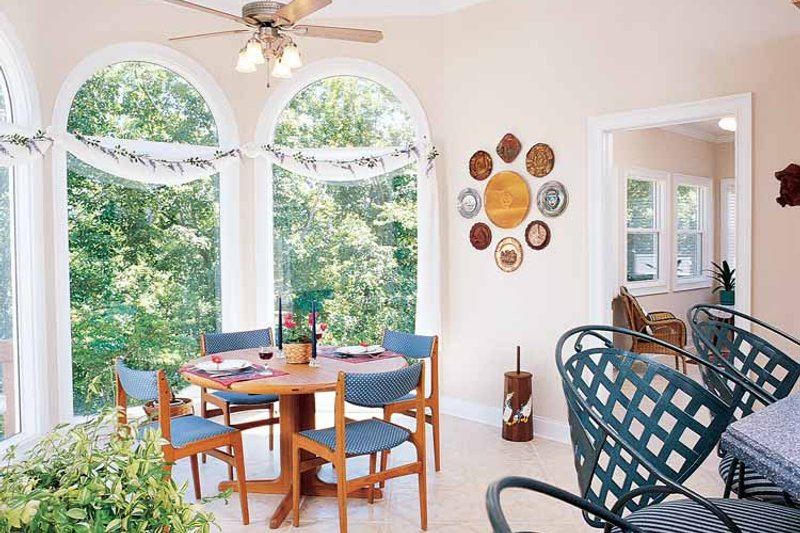 Country Interior - Dining Room Plan #927-67 - Houseplans.com