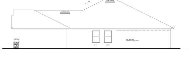 Craftsman Floor Plan - Other Floor Plan Plan #1058-51