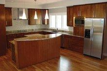 Craftsman Interior - Kitchen Plan #939-14
