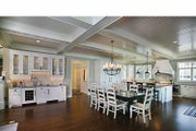 Craftsman Style House Plan - 5 Beds 4.5 Baths 4964 Sq/Ft Plan #928-176 Interior - Kitchen