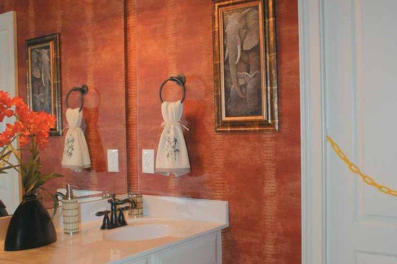 Colonial Interior - Bathroom Plan #927-587 - Houseplans.com