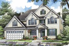 House Design - Traditional Exterior - Front Elevation Plan #929-764