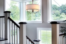 Craftsman Interior - Entry Plan #928-224
