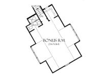 Craftsman Floor Plan - Other Floor Plan Plan #929-932