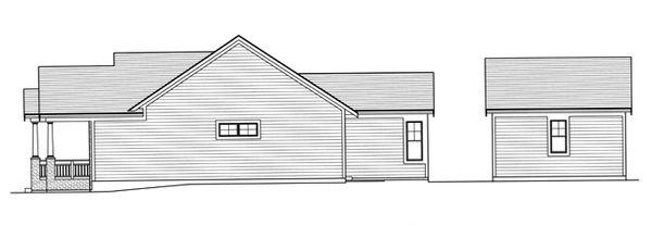 Home Plan - Craftsman Floor Plan - Other Floor Plan #46-842