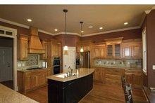 Country Interior - Kitchen Plan #54-367
