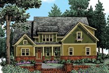 House Plan Design - Craftsman Exterior - Front Elevation Plan #927-339