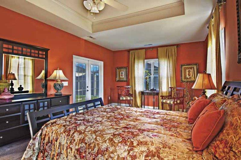 Classical Interior - Master Bedroom Plan #930-372 - Houseplans.com