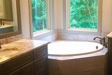Architectural House Design - Craftsman Interior - Master Bathroom Plan #437-75