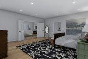 Craftsman Style House Plan - 3 Beds 2.5 Baths 7676 Sq/Ft Plan #1060-53 Interior - Master Bedroom