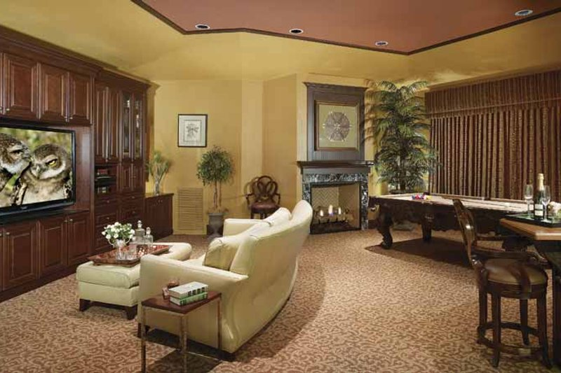 Southern Interior - Other Plan #930-354 - Houseplans.com