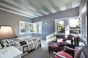 Contemporary Style House Plan - 4 Beds 4.5 Baths 6717 Sq/Ft Plan #928-261 Interior - Bedroom
