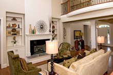 Home Plan - European Interior - Family Room Plan #929-870
