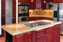 Craftsman Interior - Kitchen Plan #132-244