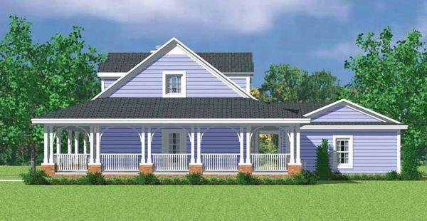House Plan Design - Victorian Floor Plan - Other Floor Plan #72-1131