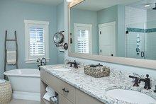 Country Interior - Master Bathroom Plan #928-297
