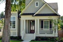 Craftsman Exterior - Front Elevation Plan #929-837