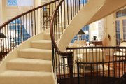 European Style House Plan - 4 Beds 5.5 Baths 5157 Sq/Ft Plan #928-65 Interior - Entry