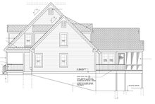 Home Plan - Colonial Exterior - Other Elevation Plan #328-460