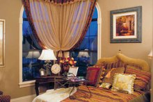 Home Plan - Mediterranean Interior - Bedroom Plan #417-527