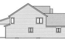 House Plan Design - Craftsman Exterior - Other Elevation Plan #46-859
